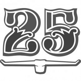 BAR25 LABEL